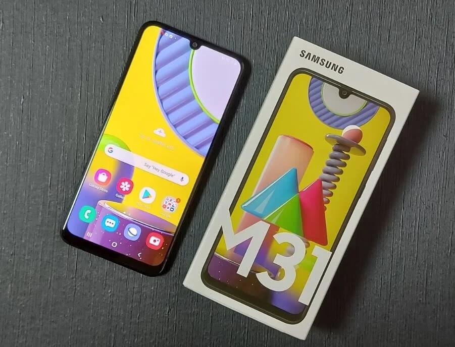 Samsung Galaxy M31 Philippines