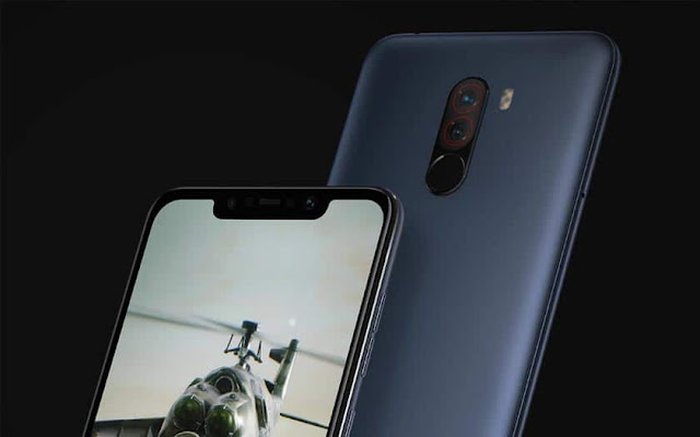 The Pocophone F2 could finally come out, with an AMOLED display