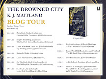The Drowned City Blog Tour