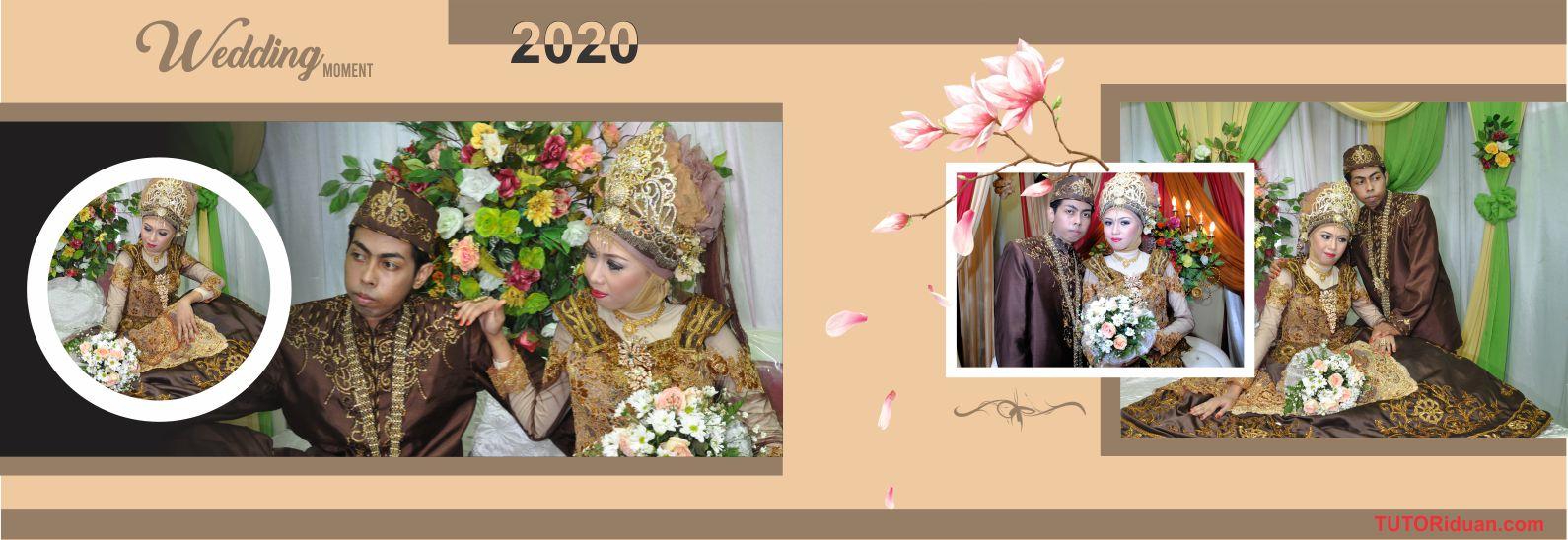 Desain Photobook Wedding Album dengan CorelDraw ...