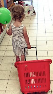 montessori - robienie zakupów