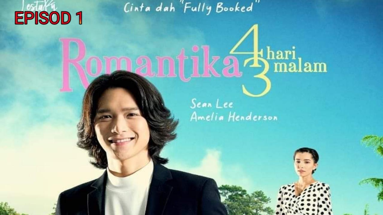 Tonton Drama Romantika 4 Hari 3 Malam Episod 1 (TV3)