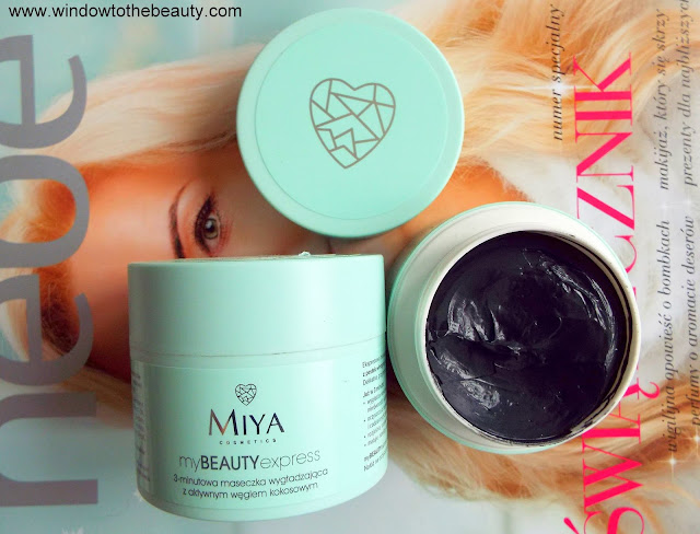 Miya Cosmetics Smoothing Mask review