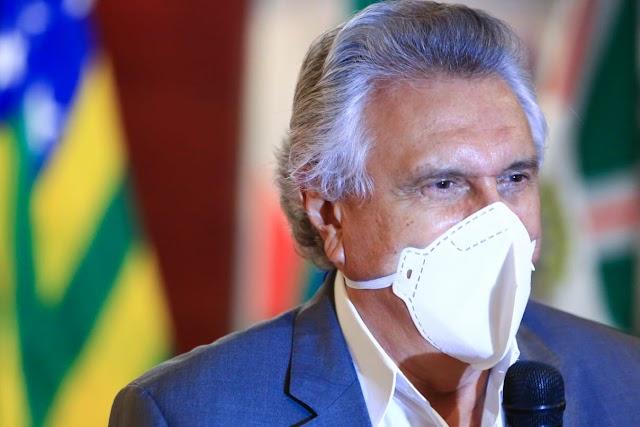 """""""Todos os que infringirem a lei e que atentarem contra saúde pública serão presos"""", diz Caiado sobre festas clandestinas"""