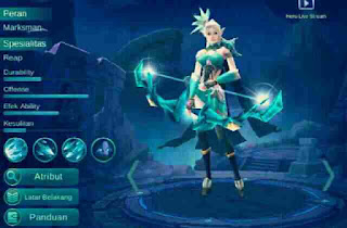 Tips Miya Build Item - Damage dan Speed Attack