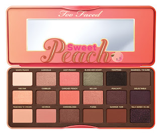 sweet peach eyes palette