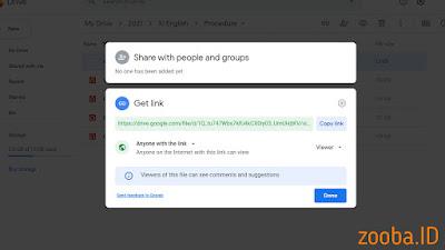 Cara load image dari Google Drive ke img src HTML