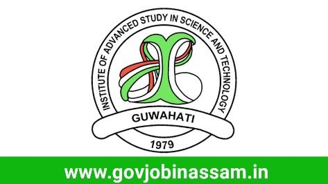 IASST Guwahati Recruitment 2018
