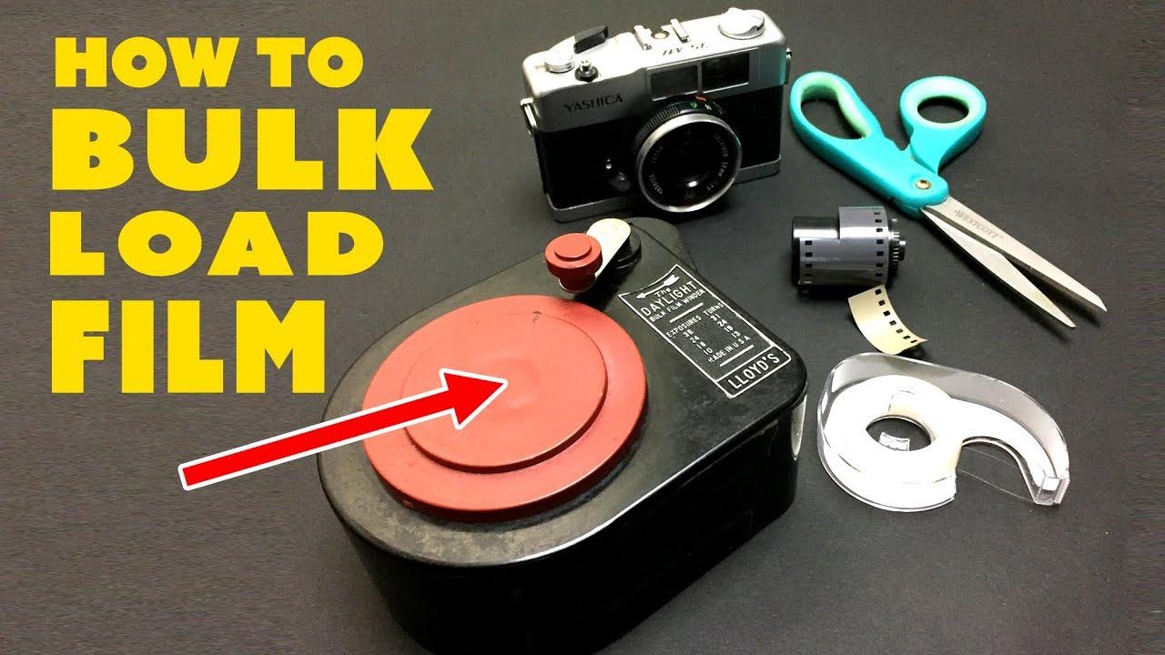 How To Bulk Load Film
