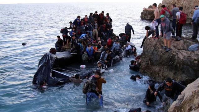 """Παιχνίδι της Τουρκίας με το """"προσφυγικό"""""""