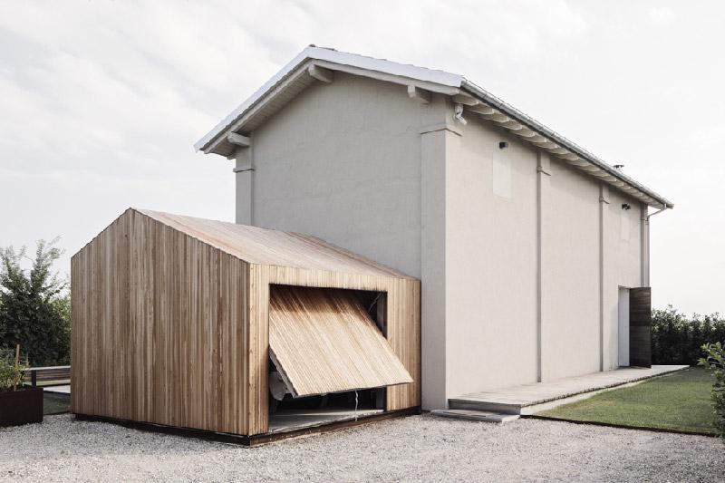 Casa Effe-E di Archiplan Studio