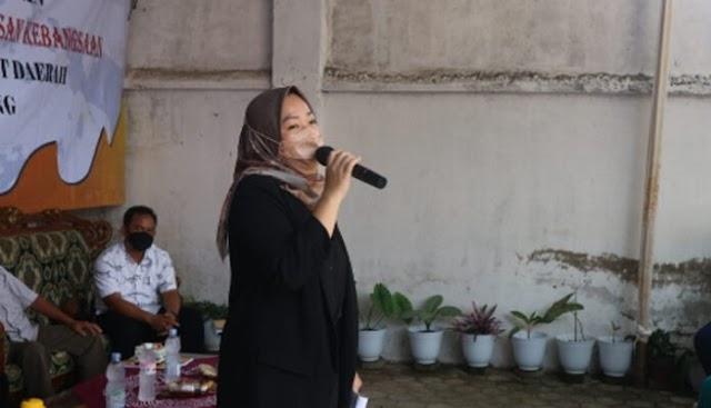 Lesty Putri Utami Gelar Sosialisasi Pembinaan Ideologi Pancasila