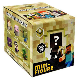 Minecraft Series 6 Magma Cube Mini Figure