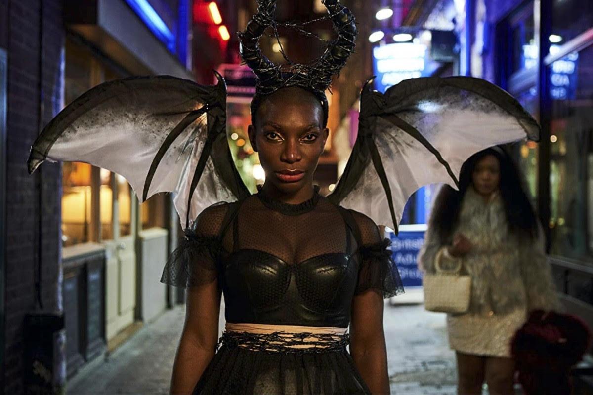 Michaela Coel en una escena de 'Podría destruirte', serie de HBO España