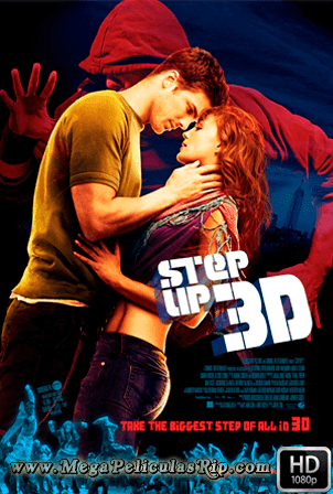 Step Up 3 [1080p] [Latino-Ingles] [MEGA]