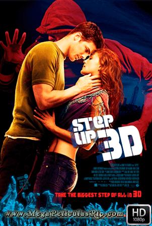 Step Up 3 [1080p] [Latino-Ingles] [MEGA]
