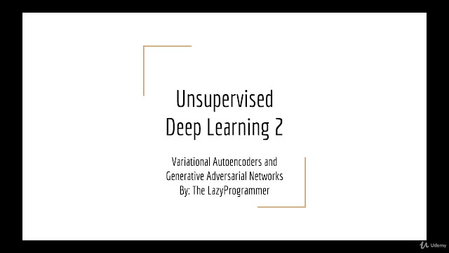 Deep Learning: GANs and Variational Autoencoders