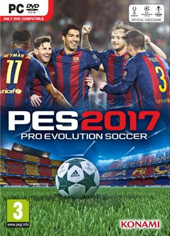 Pro Evolution Soccer 2017 (PES 17) PC Full Español