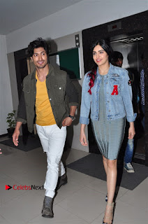 Vidyut Jamwal Adah Sharma Commando 2 Movie Team at Radio Mirchi 95  0023.jpg