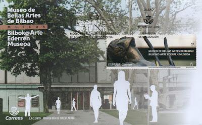 Sobre PDC del sello del Museo de Bellas Artes de Bilbao