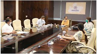 मुख्यमंत्री का 14 सितंबर को मांधाता ओर नेपानगर में होगा आगमन