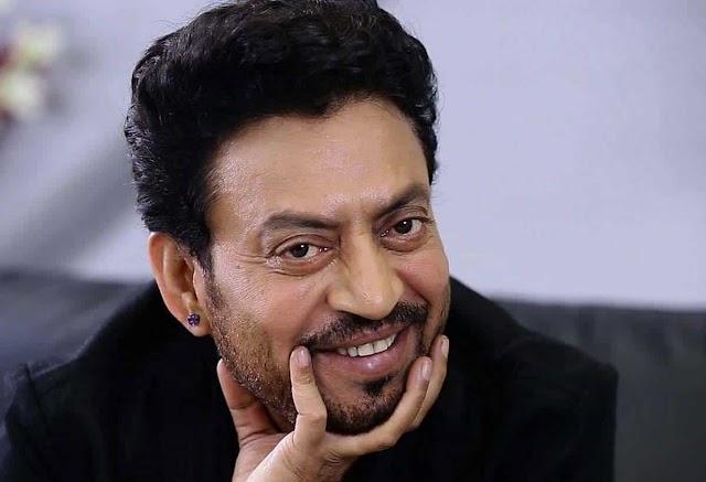 Indian Actor Irrfan Khan Passes Away