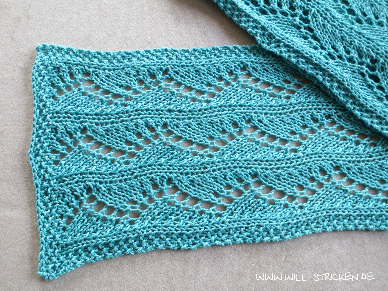 Amazing Spa Tuch Strickmuster Image Collection - Decke Stricken ...