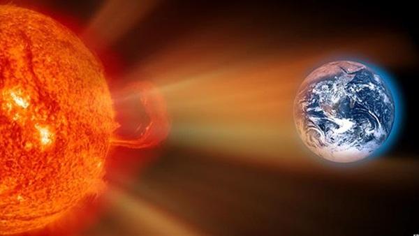 عاصفة شمسية هائلة .. الأرض ستعيش ستة أيام في ظلام دامس في كانون الثاني المقبل
