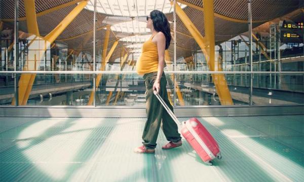 Tips Traveling Aman dengan Pesawat untuk Ibu Hamil