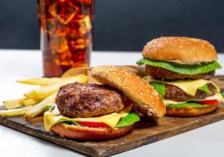 Fast-Food Burgers