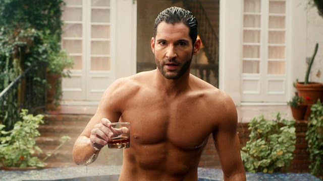 Tom Ellis, protagonista de Lucífer