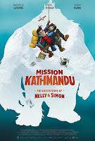 Estrenos cartelera 20 Septiembre. Misión Katmandú.