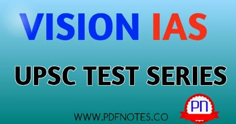 Vision IAS Prelims 2021 Test 5 With Solution PDF