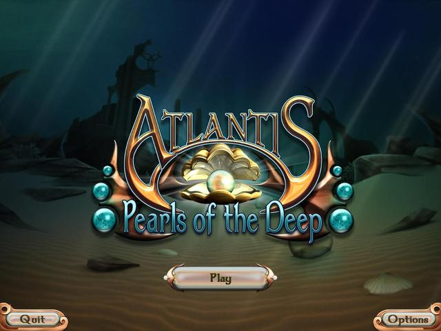 AB Official Site: Atlantis: Pearls of the Deep