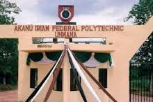 Akanu Ibiam Poly ND (Full-Time) Admission Form - 2018/2019 | [Post-UTME]