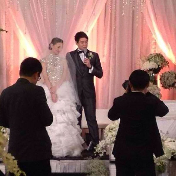 Maricar Reyes And Richard Poon Wedding Images Video You