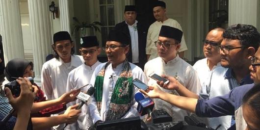 Kecewa, FBR Buka-bukaan Alasan Tinggalkan Prabowo-Sandi dan Dukung Jokowi