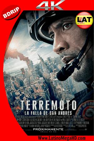 Terremoto: La Falla de San Andres (2015) Latino Ultra HD 4K 2160P ()