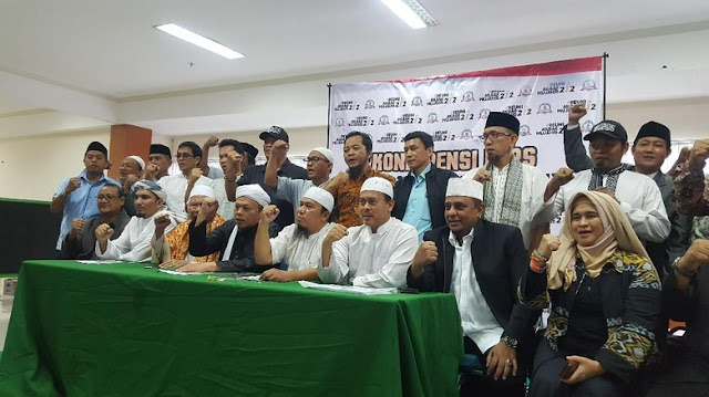 Panitia Reuni 212: Kami Ingin Undang Presiden Jokowi