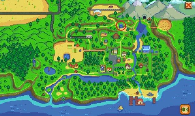 Find Robin's lost ax | Stardew Valley