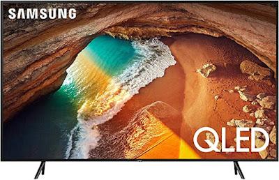 Samsung QN49Q70RAFXZA Flat 49-Inch QLED 4K Q70 Series Ultra HD Smart TV's