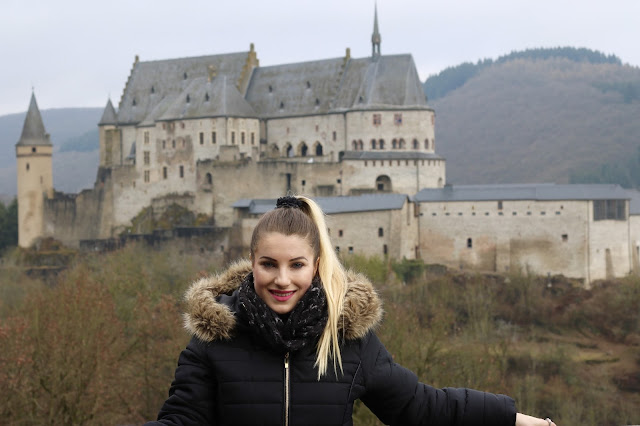 Mini wycieczka po wspaniałym Księstwie Luksemburga :)