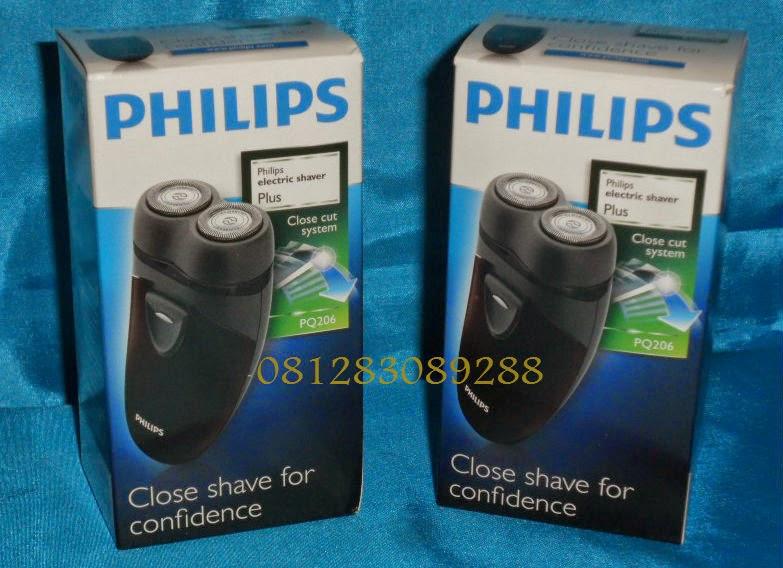 Jual dengan Harga Murah Shaver Electric Philips PQ 206 Seri Terbaru ... 81b9c902e8