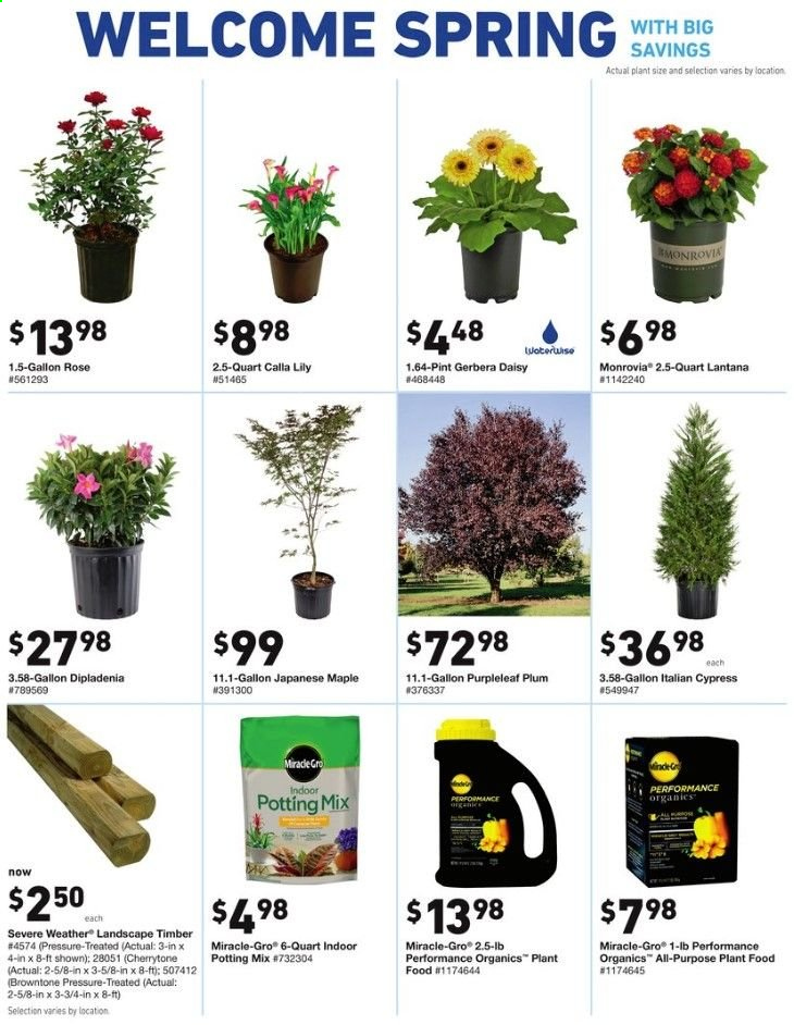 Lowe S Weekly Ad April 18 24 2019 Coupons And Deals