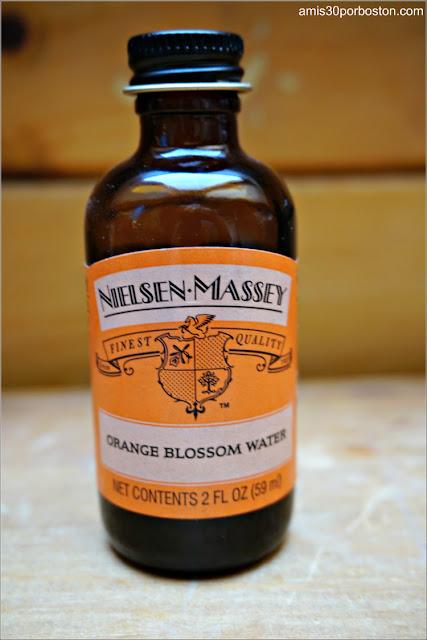 Agua de Azahar de Nielsen-Massey