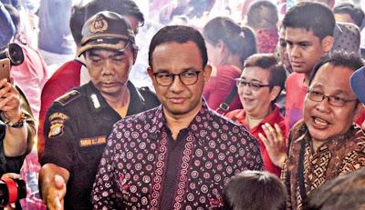 Lagi ! Anies Sabet Penghargaan Gubernur Terbaik di Anugerah Indonesia Maju 2019