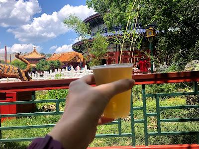 Jasmine beer
