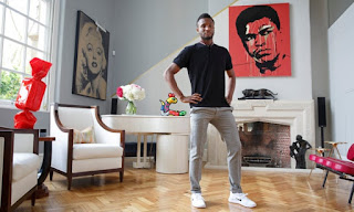 inside Mikel Obi house