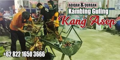 Kambing Guling Terlezat ~ Lembang, Kambing Guling Lembang, Kambing Guling,