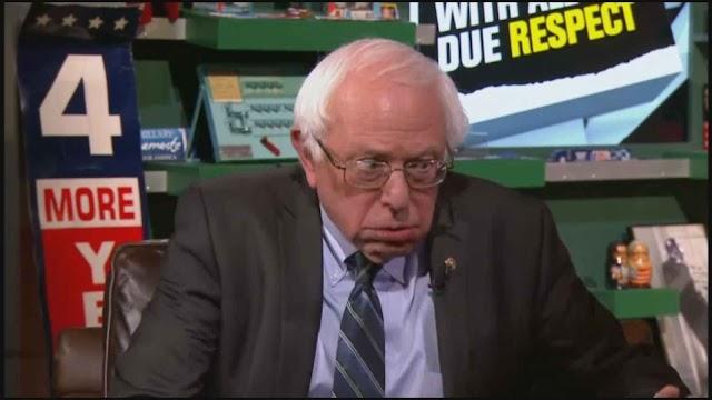 Jews Hate Bernie Sanders
